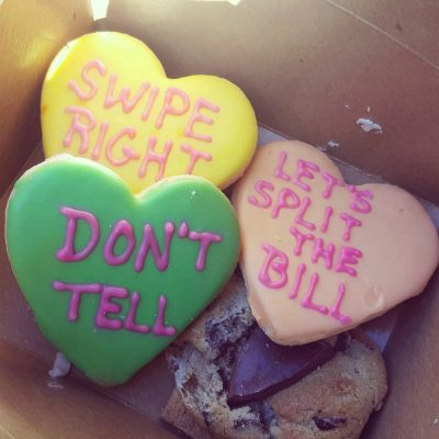 My Love Life Summed Up in Three Cookies